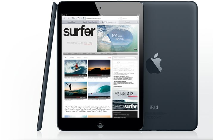 Largest capacity iPad mini