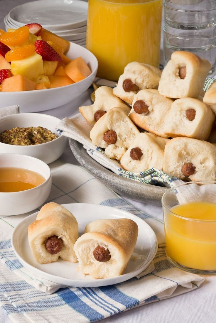 Family in town for the holidays? Warm Sister Schubert's Sausage Rolls are our secret to effortlessly keep guests happy.