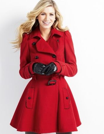 111 best 2dayslook Red Jacket/Coat images on Pinterest | Red coats ...