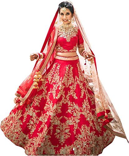 FotoableArc Women's Embroidery Work Anarkali Style lehnga,lehenga choli(RedColor_FreeSize) ... - We at FotoableArc provides you Lehenga Choli which is a traditional Indian wear also known as Chaniya Choli or Ghagra Choli for Women. This lehenga bear a sophisticated look and enhance the beauty of the women which can be worn for functions, festivals, parties and even wedding also. You will be ...