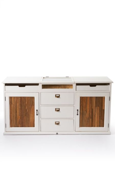 Rivièra Maison Official Online Store ® - Meubels | Kasten | Dressoirs | Sanibel Dressoir Old wood