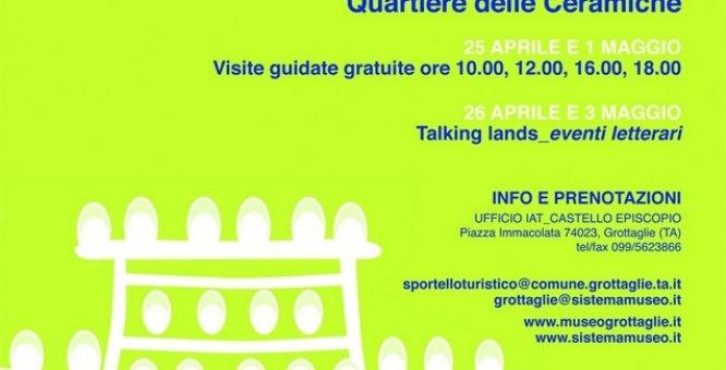 Primavera Di Cultura al Castello Episcopio di Grottaglie.