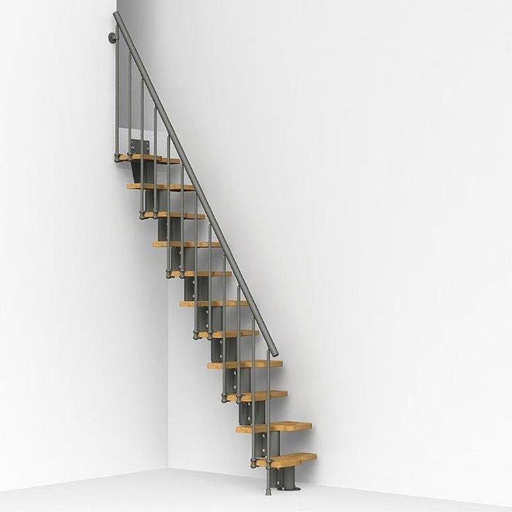 oak 30 iron grey loft stairstiny houseslake