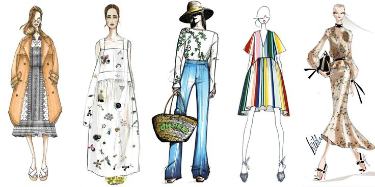 New York Designers Share Their Inspiration for Spring 2017