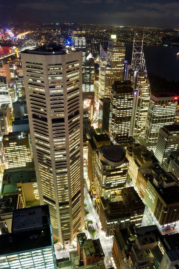 Sydney Night View, Australia