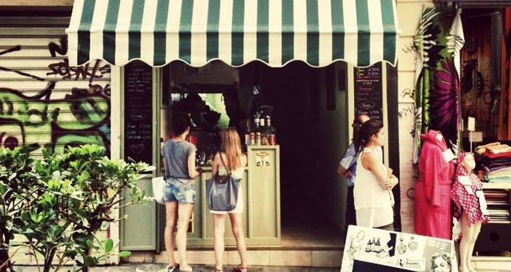 Tο καλύτερο, φθηνό, street food της Αθήνας -Από μπέργκερ, μέχρι φαλάφελ και σούσι