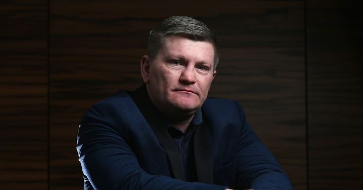 Ricky Hatton views Khan-Brook as a defining fight for both boxers #allthebelts #boxing