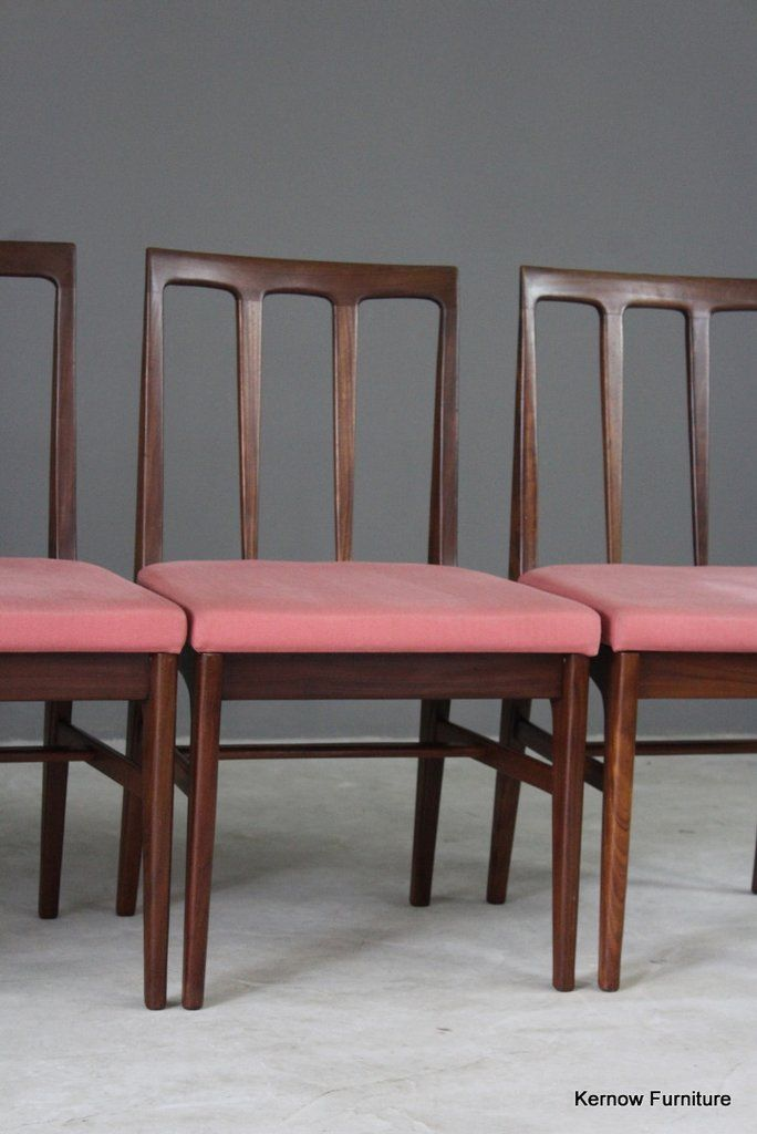 6 Younger Teak Dining Chairs Stulya Teak Dining Chairs Dining