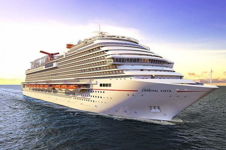 Carnival estrena un barco en el Caribe con pista de ciclismo