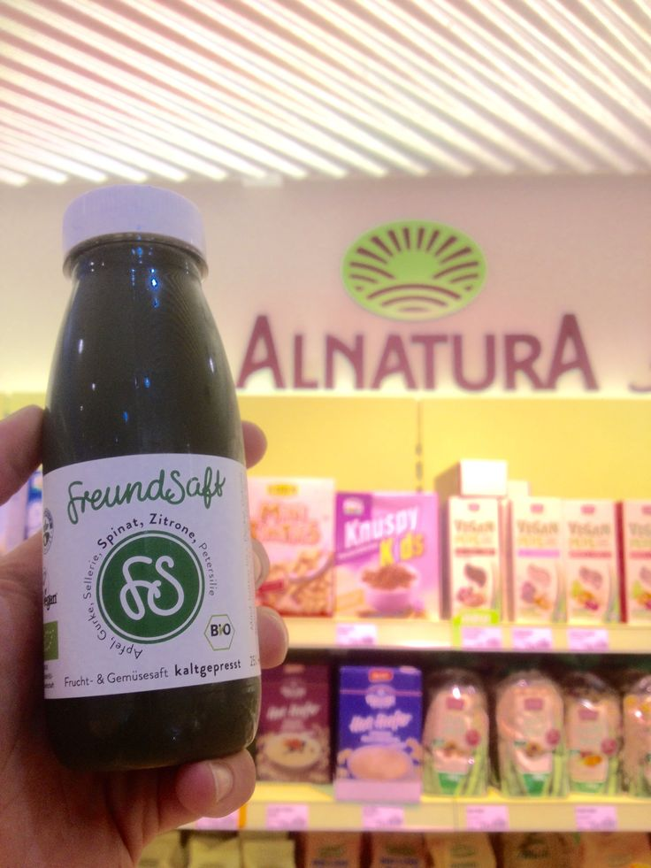 FreundSaft jetzt im Alnatura!  #freundsaft #coldpressed #roh #detox #Alnatura #kaltgepresst #vegan #BIO #Freiburg
