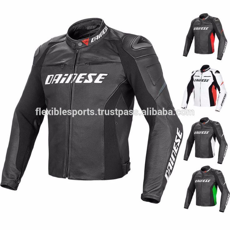 Motorbike Leather Racing Jacket, Genuine Leather Motorbike/Motorcycle/Biker Leather Jackets,Wholesale Rate