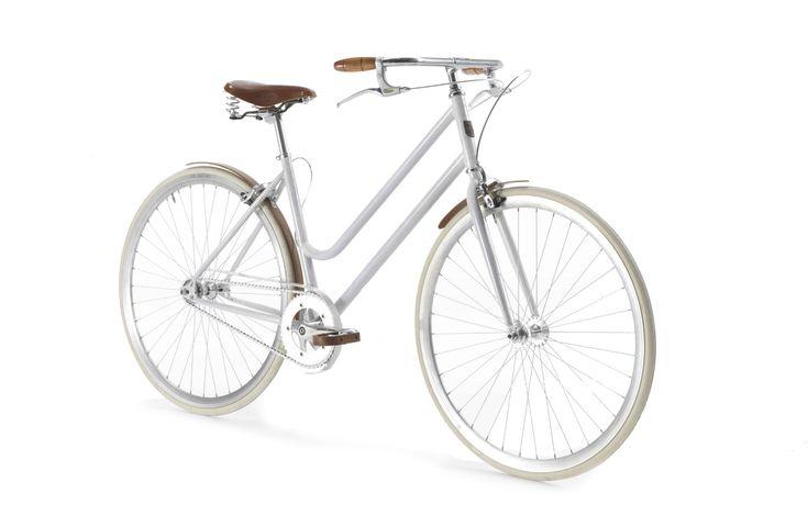 Ladies vintage bike for city commuting Leopolda - AMERIGO MILANO
