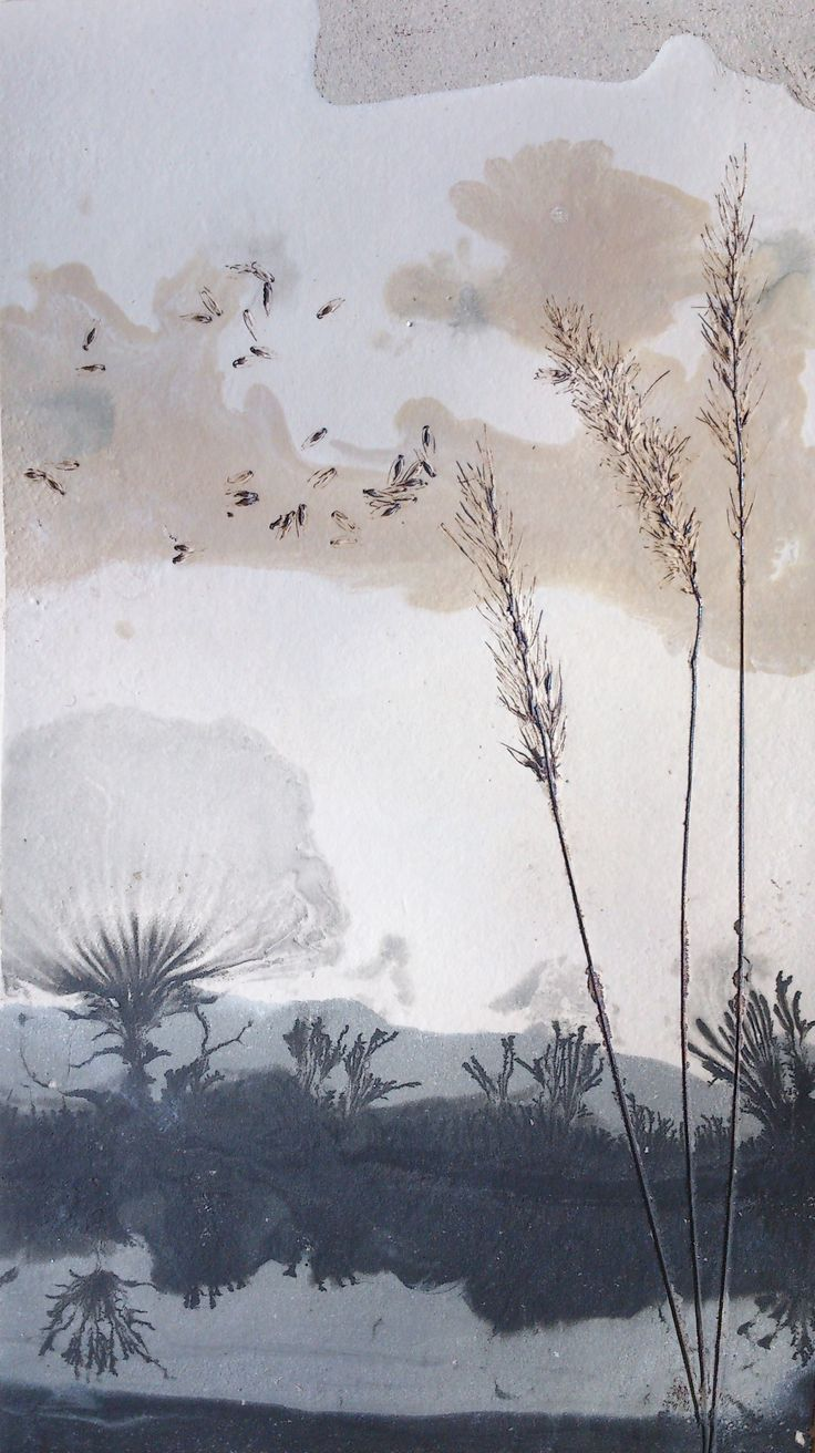 Stoneware Ceramic Landscape Picture inspired by the West of Ireland by Tamaru Hunt-Joshi