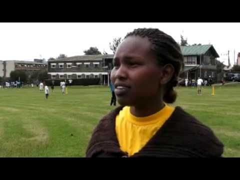 Maggie, a teacher from Kenya, talks about the impact of HIV/AIDS on her class.