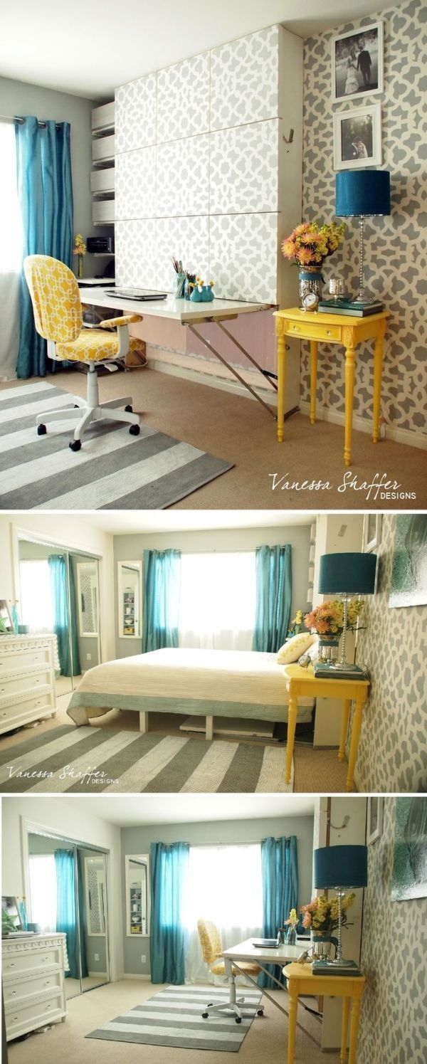 Best 25+ Murphy beds ideas on Pinterest | Diy murphy bed, Wall beds and  Spare room bed ideas