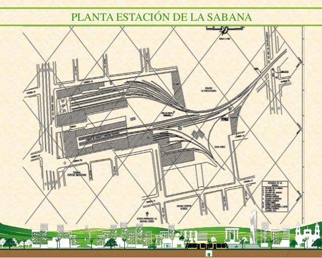 planta de la estación de la sabana - Buscar con Google