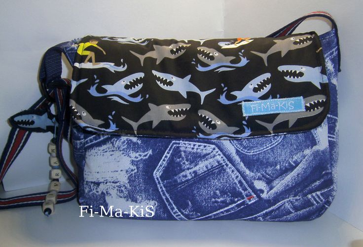 Kindertasche von Fi-Ma-KiS auf DaWanda.com