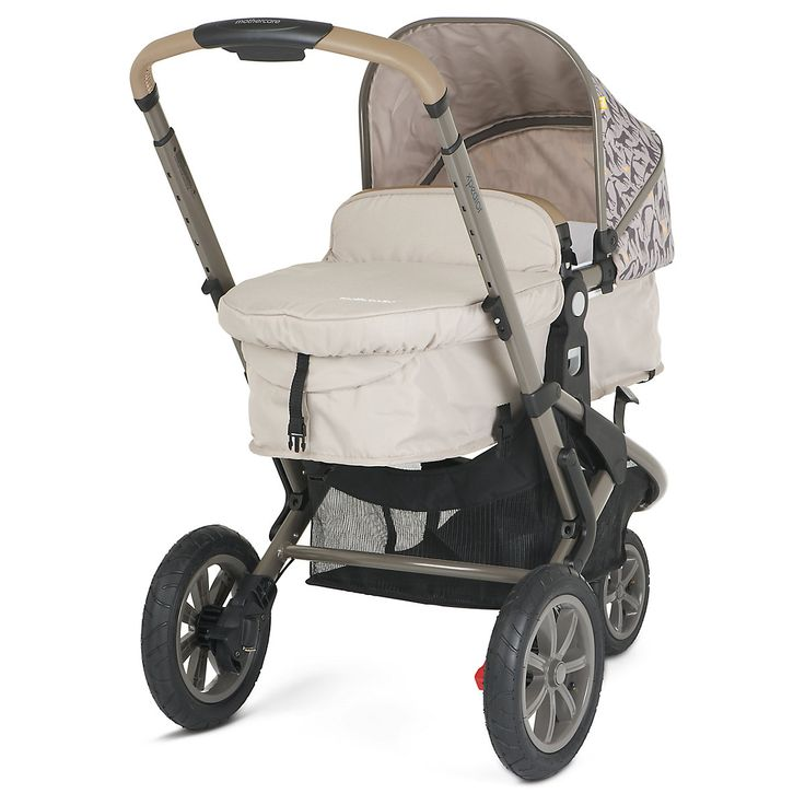 Mothercare Orb Pram and Pushchair - Liquorice Canvas - prams & pushchairs - Mothercare