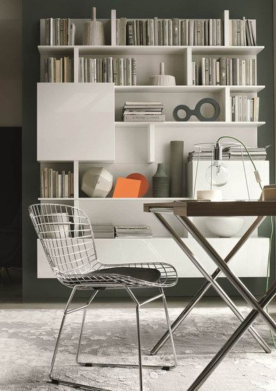 Shelving systems | Storage-Shelving | T030 | LEMA | Piero. Check it out on Architonic