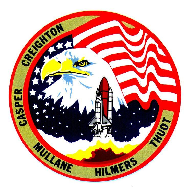 Launch: February 28, 1990  Landing:  March 4, 1990 Edwards Air Force Base, Cal. Astronauts: John O. Creighton, John H. Casper, Richard M. Mullane, David C. Hilmers and Pierre J. Thuot Space Shuttle: Atlantis Sixth mission dedicated to the Department of Defense.  www.nasa.gov/mission_pages/shuttle/shuttlemissions/archiv...