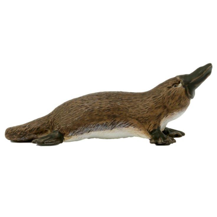 Platypus figurine  | Worldwide shipping www.minizoo.com.au