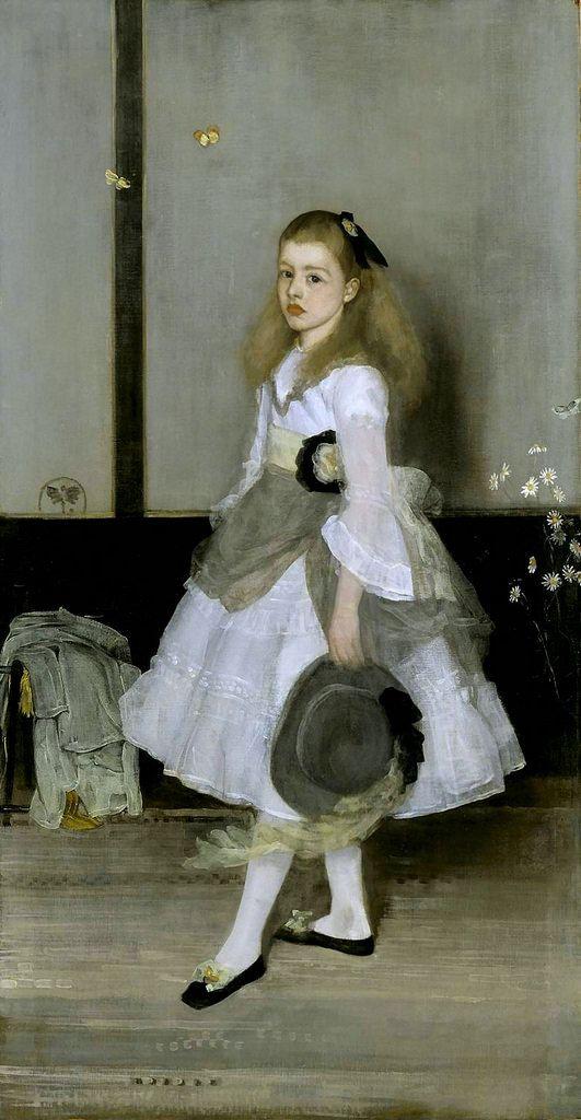 James McNeill Whistler 1834-1903 Verenigde Staten