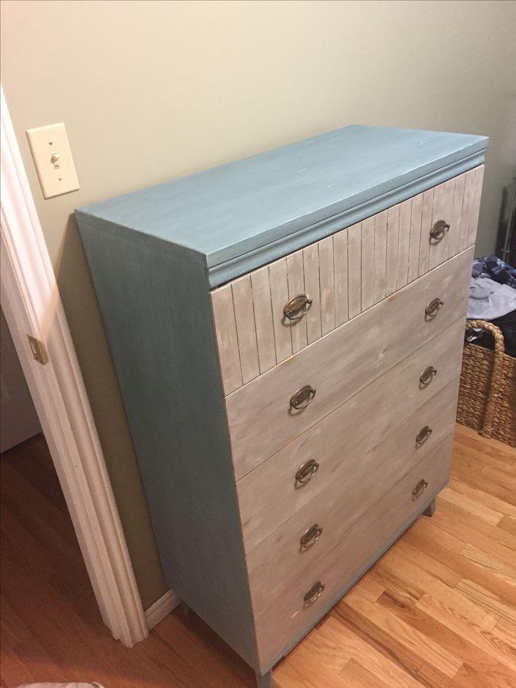 Tall boy dresser