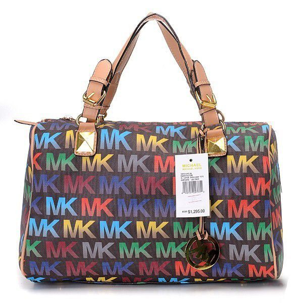 The classic Michael Kors bag won't be out of fashion $63.00#http://www.bagsloves.com/