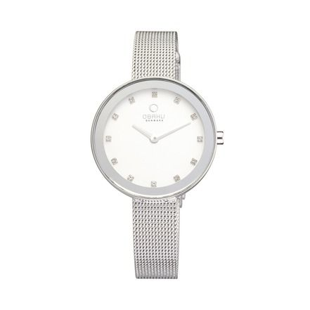 Obaku Ladies Watch ( Model: V161LXCIMC) | Angus & Coote