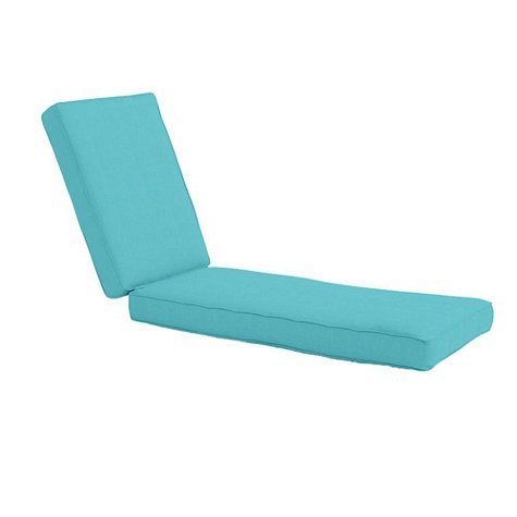 20 best images about chaise cushions on pinterest for Box edge chaise cushion