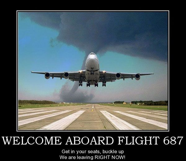 Aviation Humor - Buckle Up