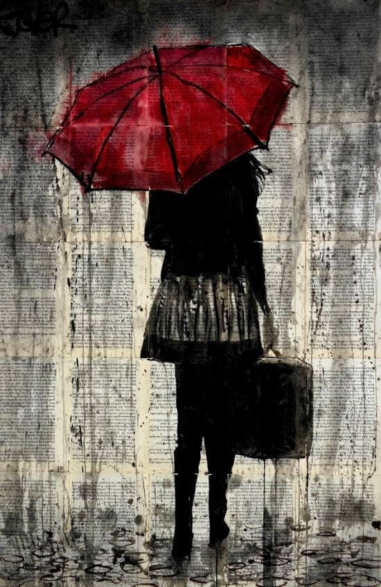 Feels like rain © Loui Jover