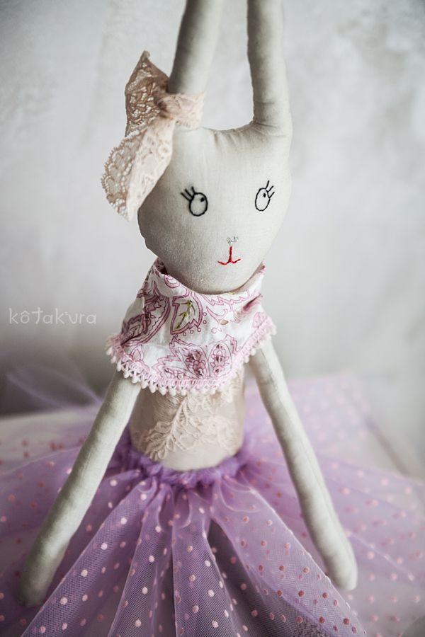 Madeline - Bunny Ballerina