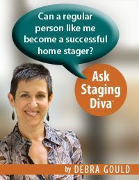 "When you're new to home staging, it's easy to scare yourself with the belief that you must arrive at every home staging consultation as an ""all knowing"" expert. Ready to del…"