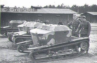 he tančík vz 33 was a czechoslovak designed tankette used mainly by ...