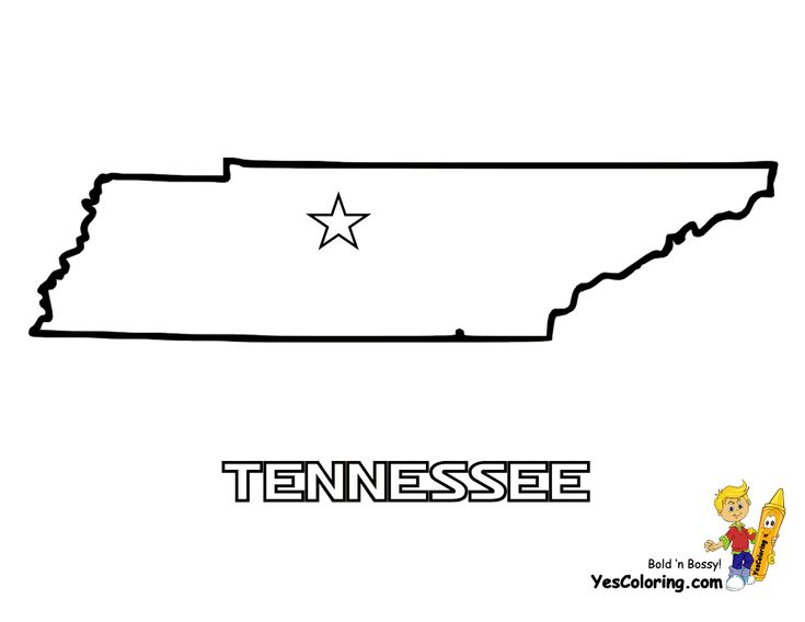 Best 25 Tennessee state map ideas on Pinterest State of
