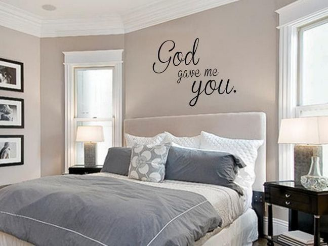 16 Master Bedroom Paint Colors With Dark Furniture Colour Schemes Overview 26 W In 2020 Bedroom Paint Colors Master Bedroom Decor For Couples Romantic Bedroom Decor
