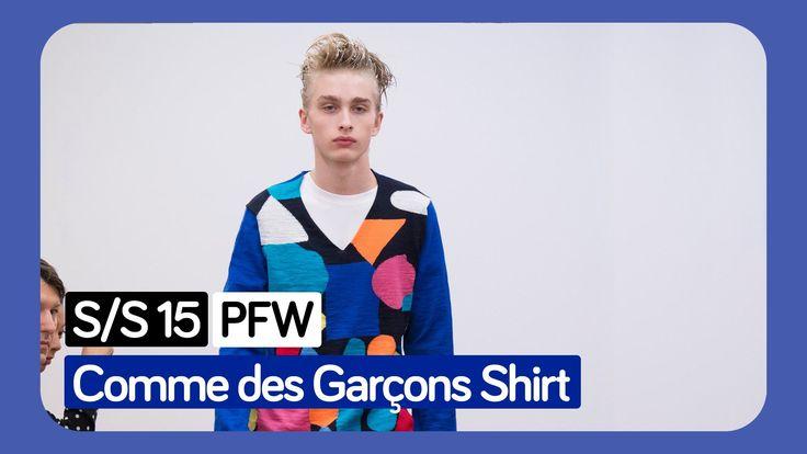 Comme des Garçons Shirt S/S 2015 Homme