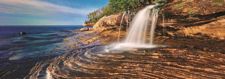 Eight Reasons to Get Out and Explore Michigan's Waterfalls this Summer | Pure Michigan Connect