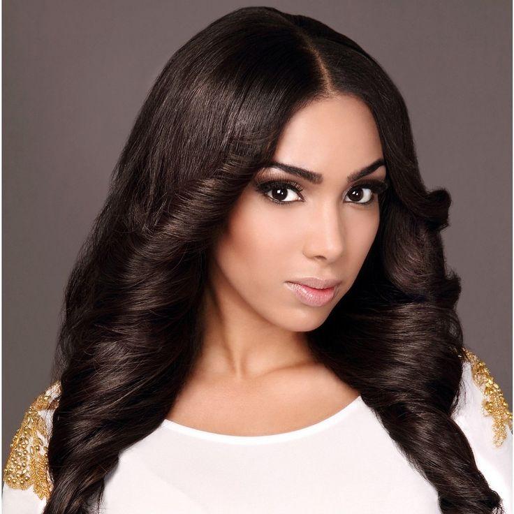 Silky straight Brazilian hair  Fabulousxtensions.com