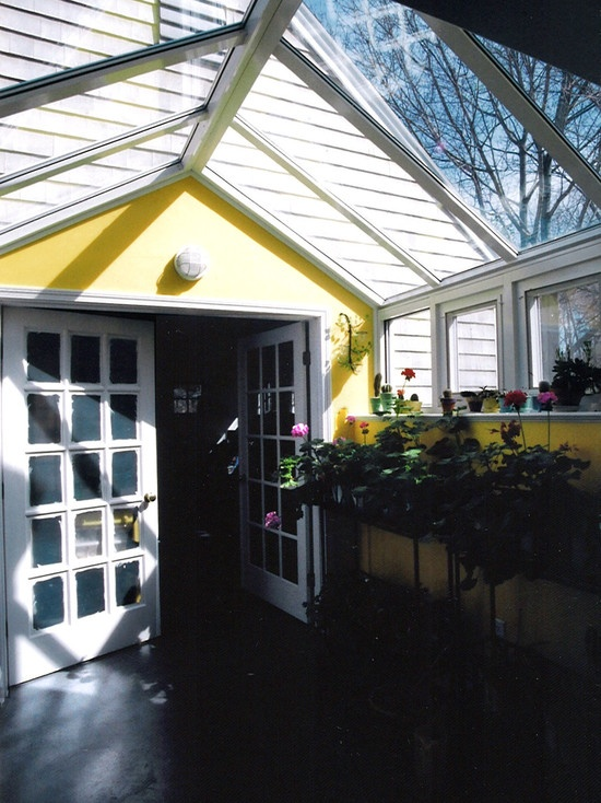 78 best images about home front sunroom on pinterest for Sunroom attached to house