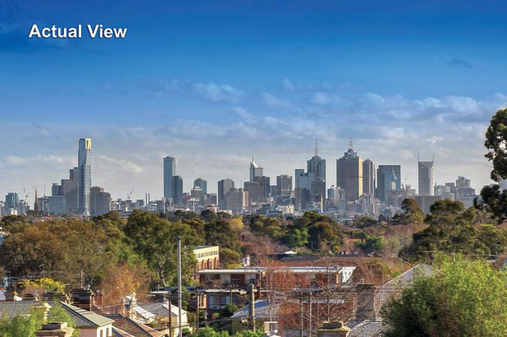 City views from Hawthorn
