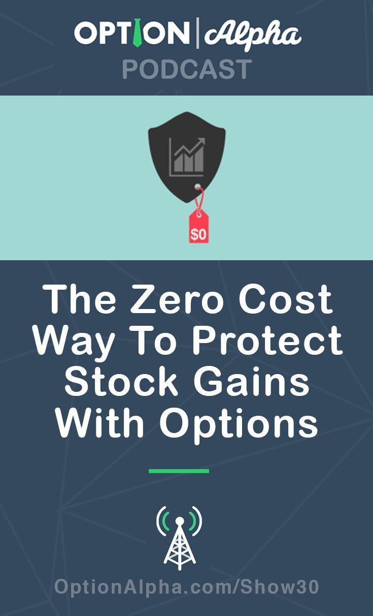 The Zero Cost Way To Protect Stock Gains With Options Contracts