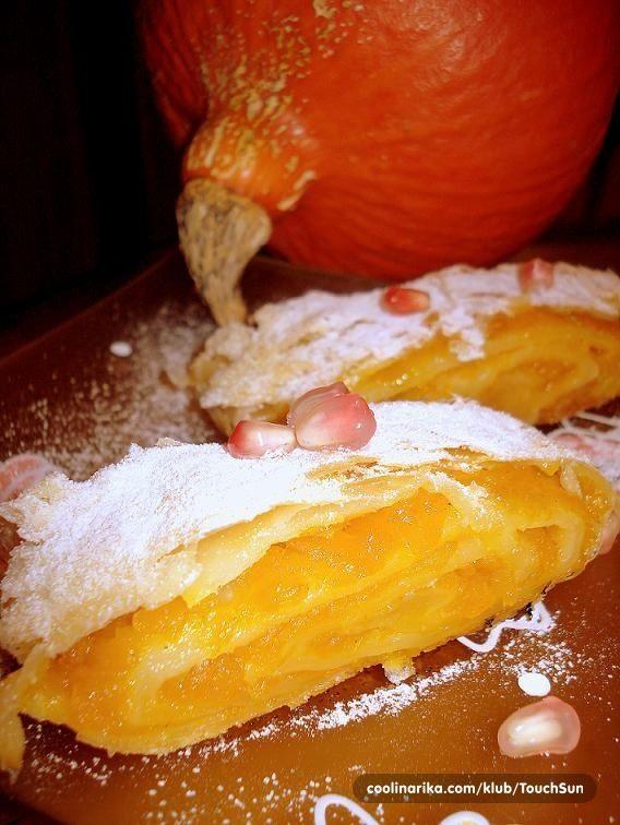 Hokaido Pumpkin Pie