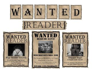 "Free Printables!   Editable Western ""WANTED"" theme posters in powerpoint so you can upload your own students pictures and writings."