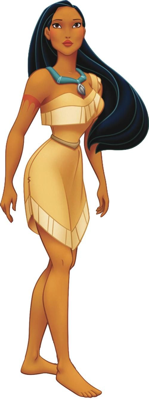 Pocahontas. I feel like she doesn't get enough recognition... She is truly one of my favorite princesses.