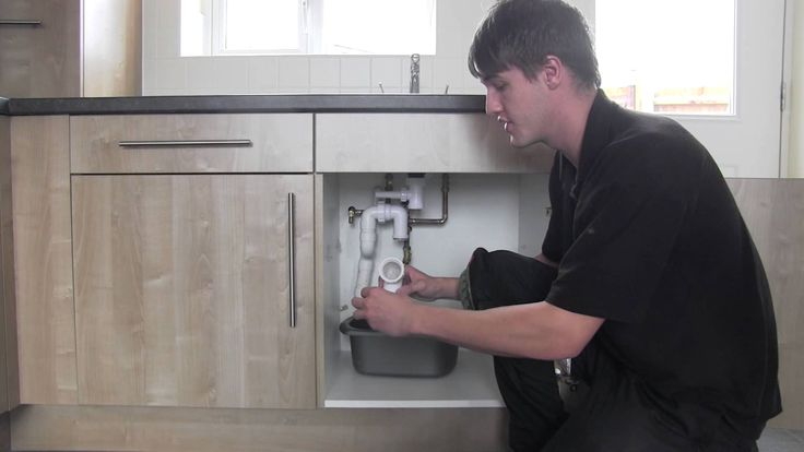How to unblock your sink - Blockages in your sink can be caused by fat and food waste from washing up. In this video we show you how you to unblock your sink yourself.  If you have any trouble unblocking your sink and you're a Bromford customer, please call 0330 1234 034.