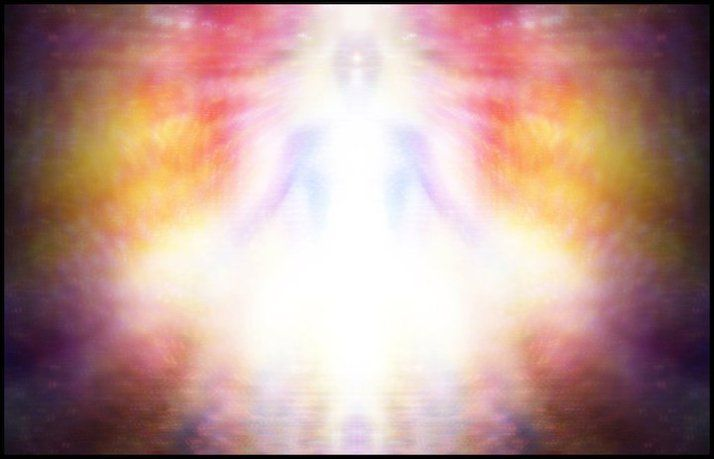 Identita světelných bytostí