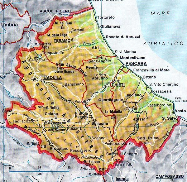 165 best CARTES ITALIE images on Pinterest  Geography Italy map