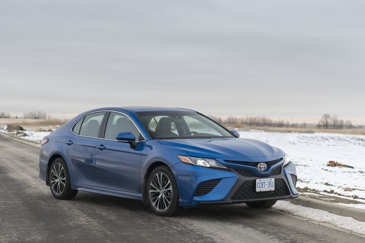 All-new for 2018, the redesigned Toyota Camry mid-size sedan finally steps it up. We review the sportier SE trim with design enhancements.